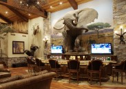 A trophy room should be an inviting space to entertain family and friends, while preserving the best memories of your sporting adventures.