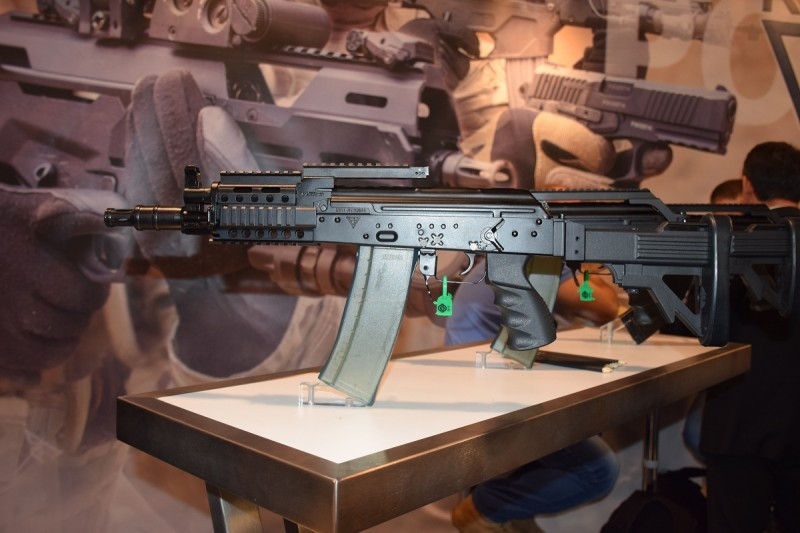 A short-barreled carbine variant of the Beryl. Radom USA's Berl SBRs will likely be similar to this model.