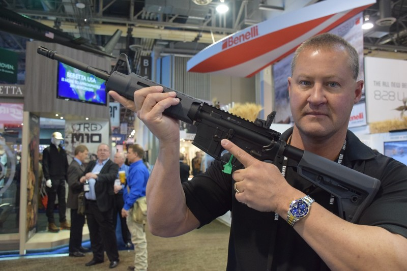 The FN 15 MOE SLG.