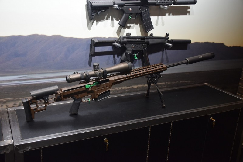 Barrett MRAD 338 1