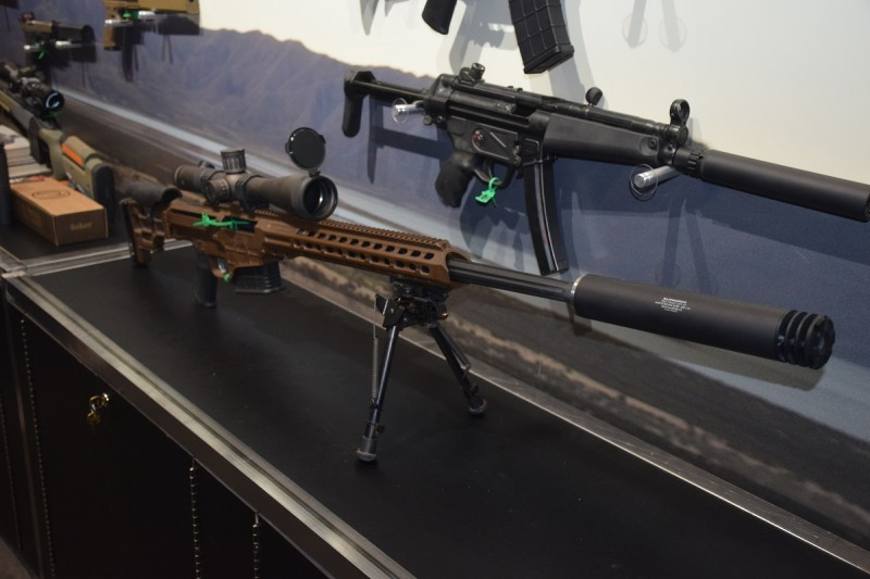 Barrett MRAD 338 2