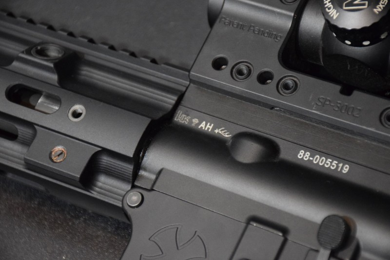 Noveske Lower, HK Upper 3