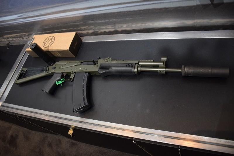 RD 500 5.45 Rifle 1