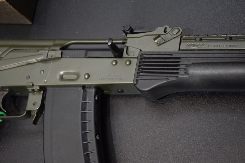RD 500 5.45 Rifle 2