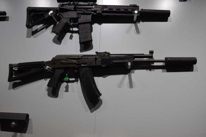RD 500 5.45 Rifle 4