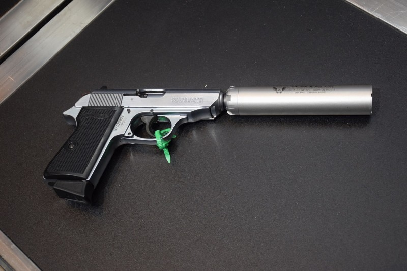 Walther PPKS 22 LR 1