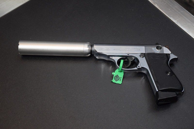 Walther PPKS 22 LR 2