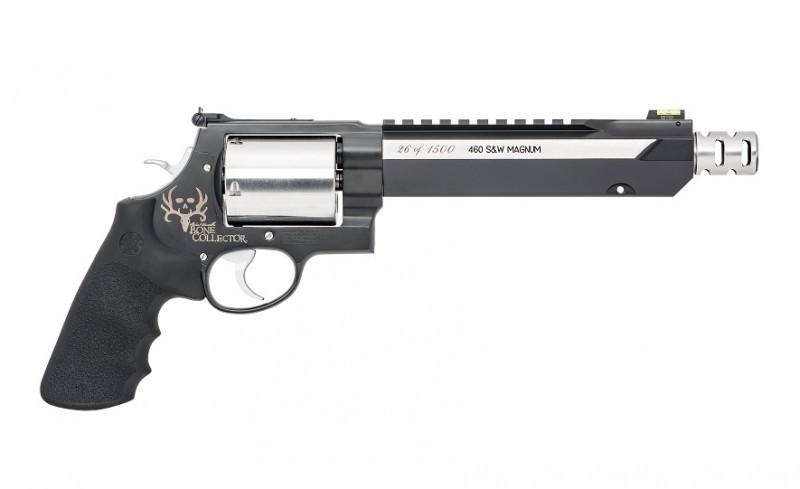 The S&W 460 XVR Bone Collector. Image courtesy Smith & Wesson.