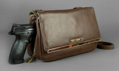 The Rose Concealed Carry Purse from Beau + Arrow. Image courtesy Beau + Arrow.