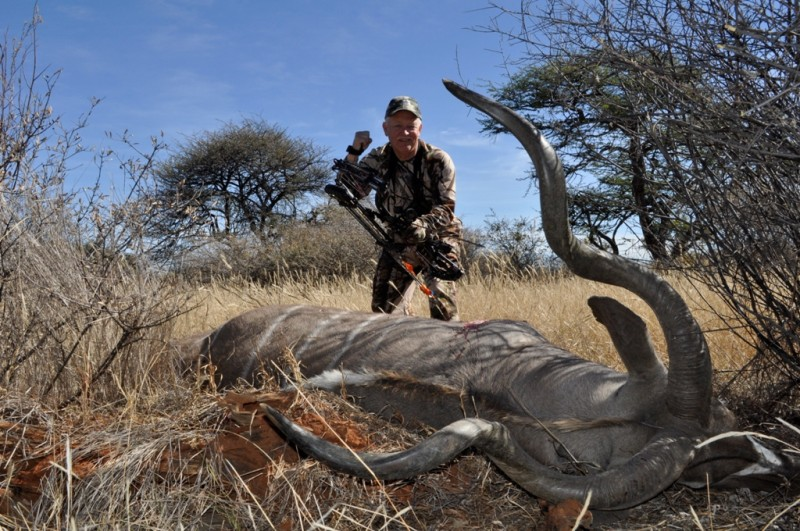A trip to Namibia offers some of the most bang for a hunter's buck.