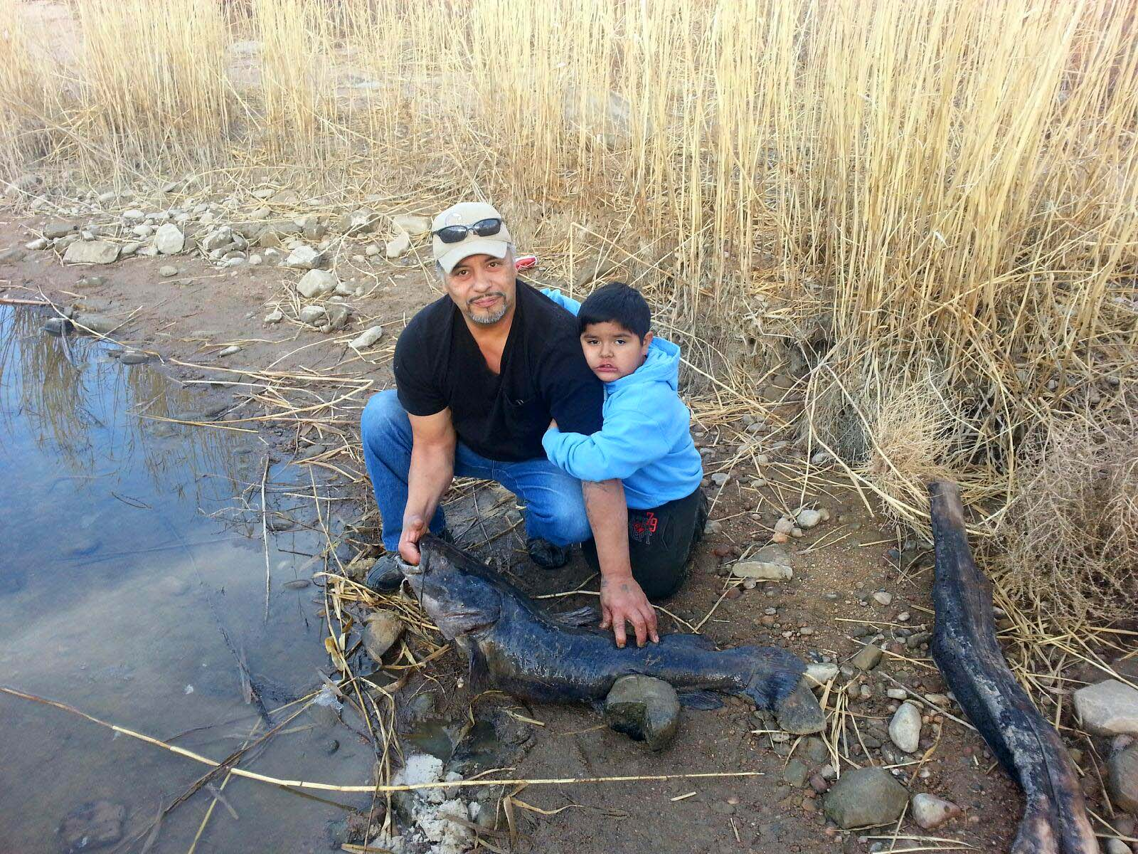 Colorado angler crushes state flathead catfish record for Pueblo reservoir fishing