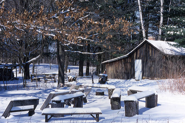 Aldo Leopold often visited his now-iconic shack on the Wisconsin River near Baraboo to hunt, write and spend time with his family.