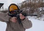 The Rock River Arms LAR-47 is an AR-pattern rifle chambered in 7.62x39mm that accepts standard AK-pattern magazines.