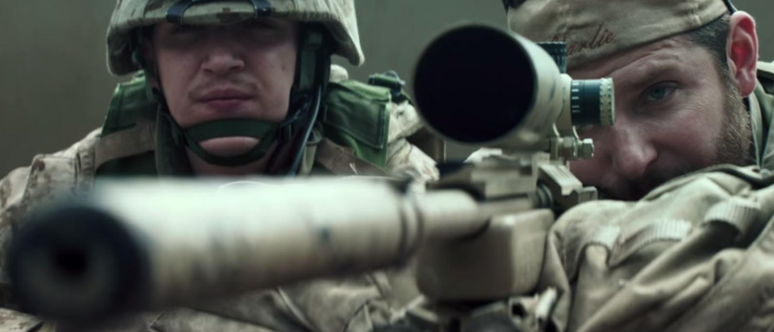 The Guns of 'American Sniper' | OutdoorHub
