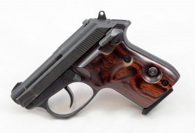 I like this Beretta 3032 Tomcat so much I put custom grips on it.