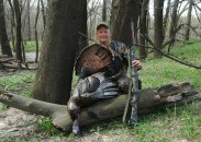 Experienced turkey hunters like Brian Lovett all have a few turkey calls that they rely on every time they hit the woods. Image courtesy Brian Lovett.