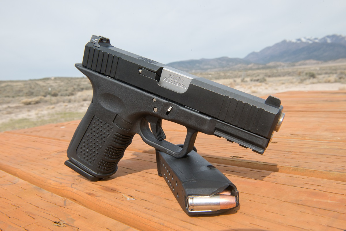 Building Your Own Glock: My \