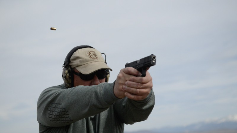 The custom Glock was accurate, reliable, and smooth shooting.