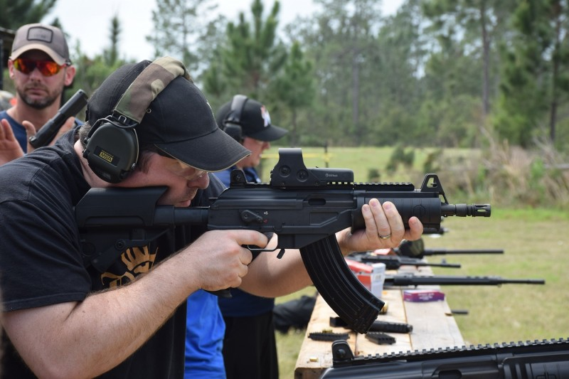 Scot from RS Regulate shoots the SBR version of the Galil ACE in 7.62x39mm.