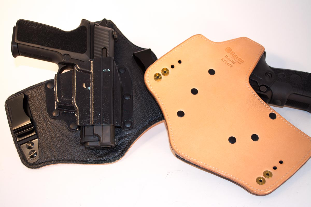5 Best Inside-The-Waistband Concealed Carry Holsters