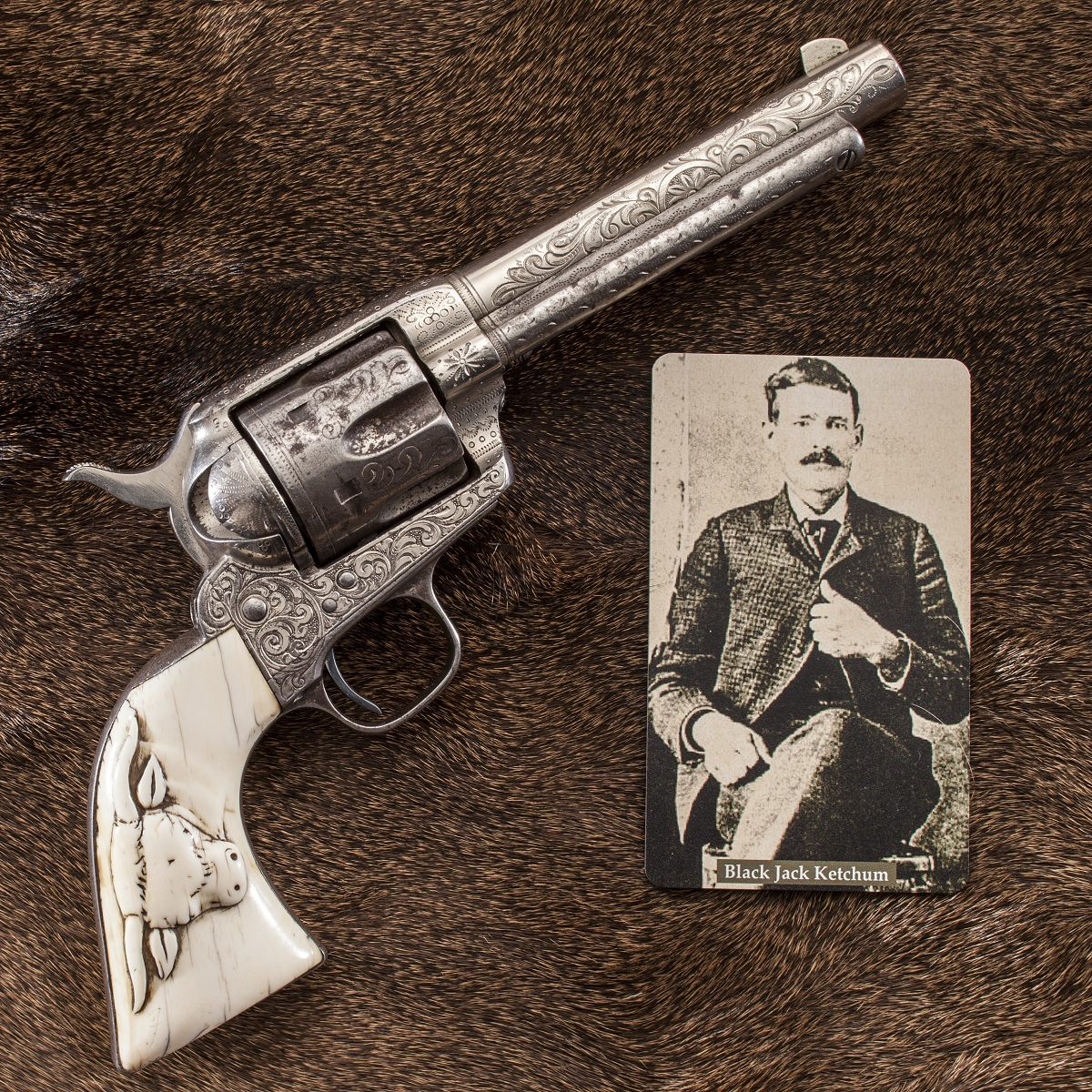 4 Revolvers Used by Famous Lawmen and Outlaws of the Old ... Will Smith Murder