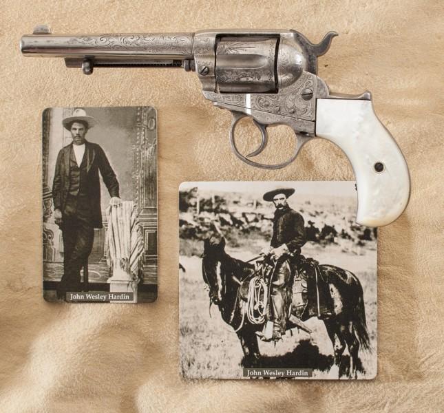 Hardin's .41 Colt Model 1877.