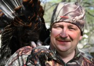 There are few salient reasons why you should consider using an outfitter for turkey hunting. More often than not, they can help you end a hunting trip with a smile, rather than a scowl. Image courtesy Bill Miller.