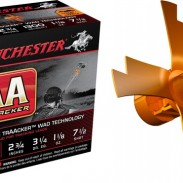 Winchester AA TrAAcker loads are perfect for shotgunning training.