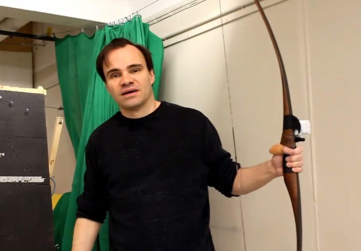 Speed Archer Lars Andersen Responds to Critics in New Video ...