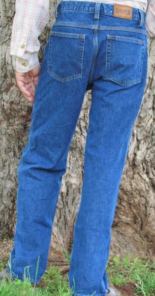 Men's Ballroom 5-Pocket Jeans1