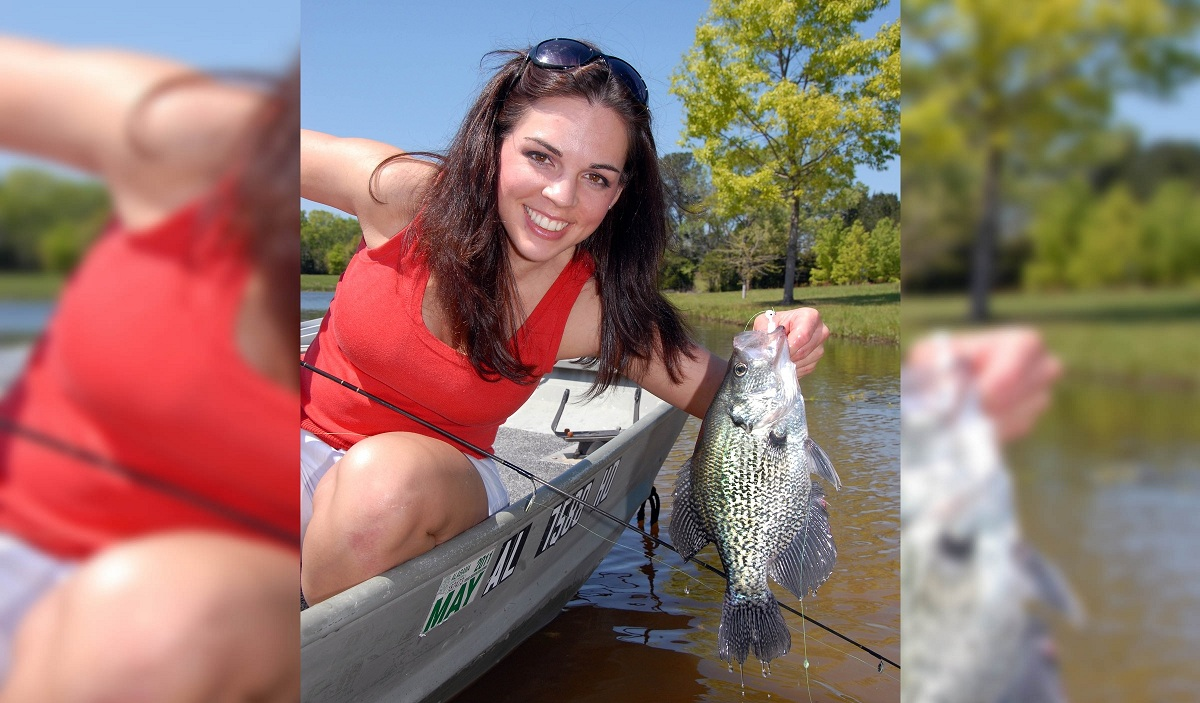 Build Semi Permanent Beds For Crappie Fishing Success