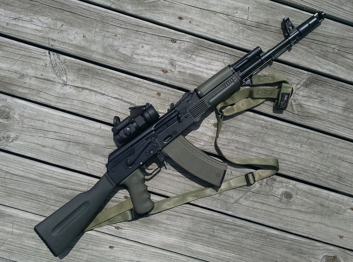 Ak ak 47 for sale by owner - 4 The Sling