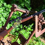 The Henry Big Boy Rifle in .357 Magnum is a handy pistol-caliber carbine that's perfect for hunting and plinking.