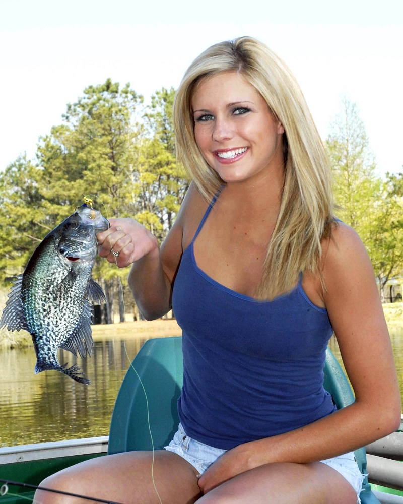 Plant now to harvest year round crappie outdoorhub for Crappie fishing in ky
