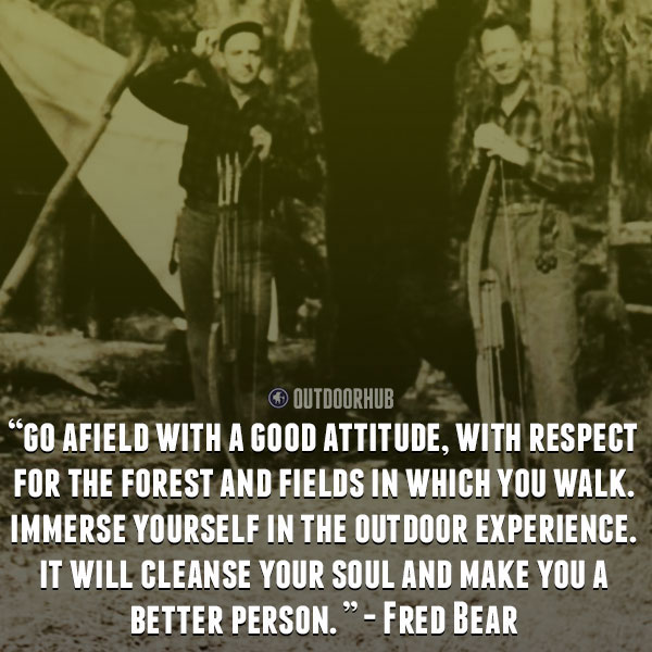 12 Inspirational Quotes All Hunters Should Know | OutdoorHub