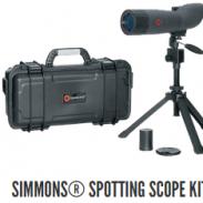 Simmons Spotting Scope Kit