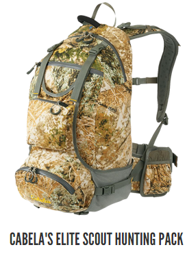 Cabela's Elite Scout Hunting Pack