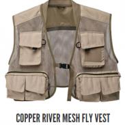 Copper River Mesh Fly Vest