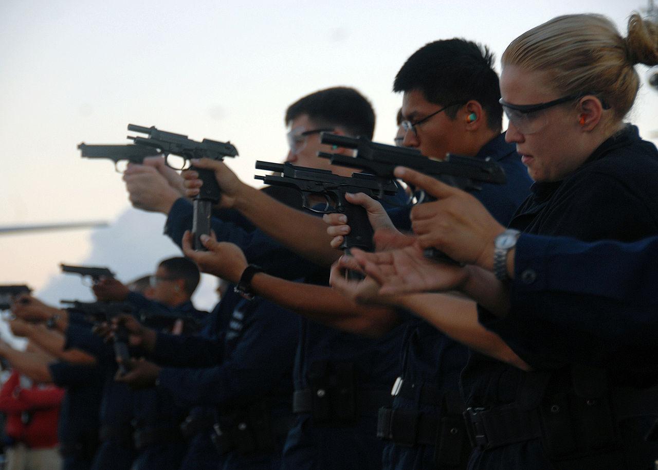 The Top 5 Most Beloved US Service Handguns   OutdoorHub
