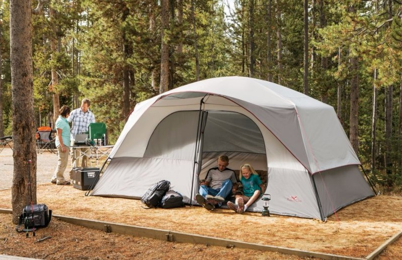Tent Camp Right : Choosing the right tent for your family outdoorhub