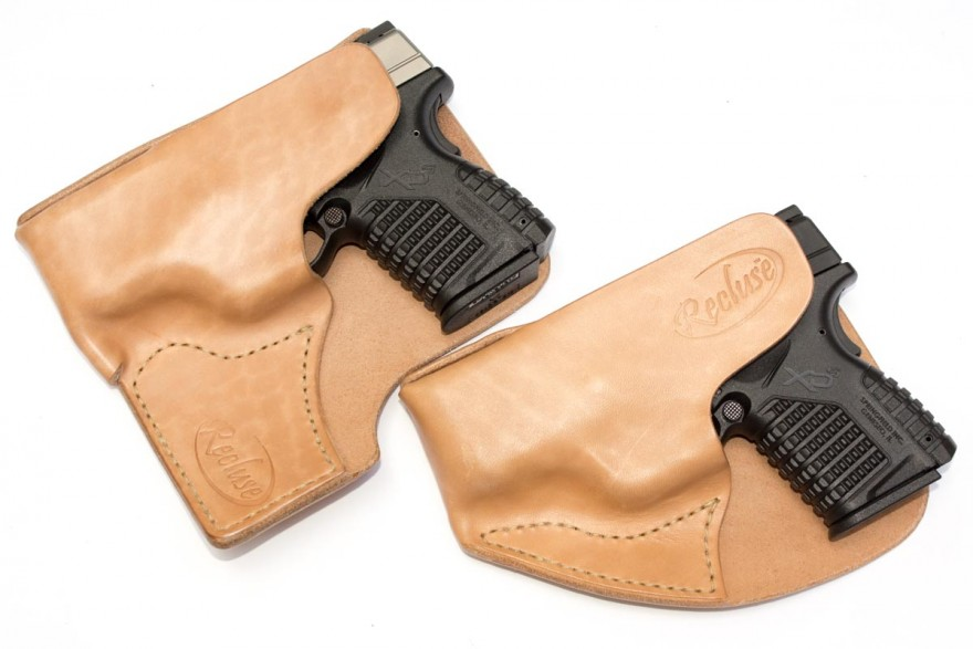 Concealed carry myths: You don't need a holster
