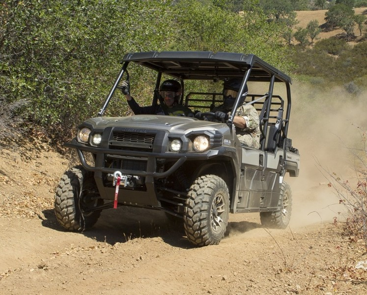 Kawasaki Mule PRO-FX and Mule PRO-FXT Ranch Edition | OutdoorHub