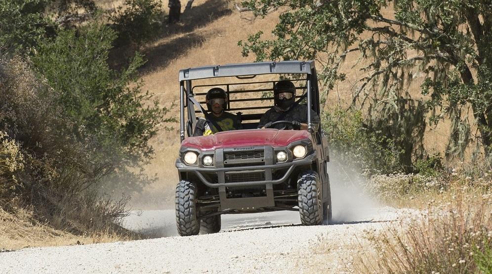 Kawasaki Mule PRO-FX and Mule PRO-FXT Ranch Edition | OutdoorHub