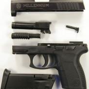 Among the affected handguns are six firearms from the gun maker's popular Millennium line.
