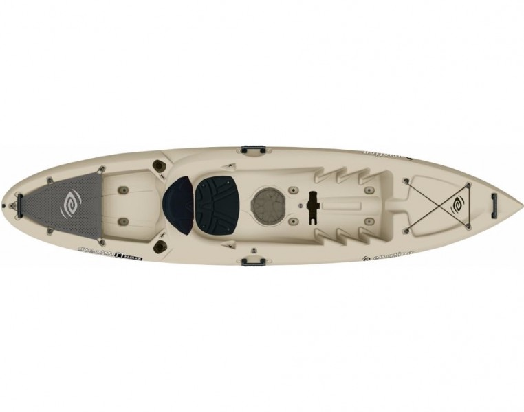 The best kayaks for anglers outdoorhub for Emotion fishing kayak