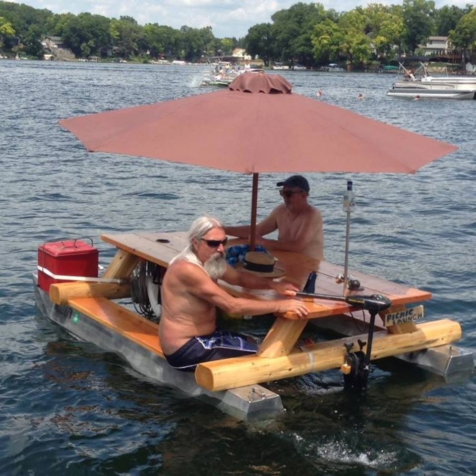 The 10 Best Heavily Customized Redneck Boats Outdoorhub