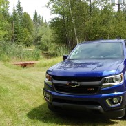 The 2016 Chevy Colorado Z71 Trail Boss has a lot to offer the outdoorsman.