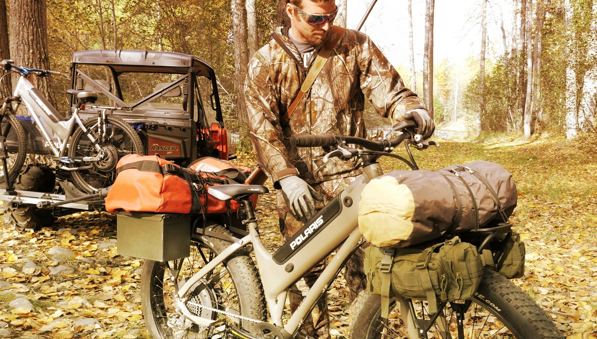 New Polaris Electric Bicycles Shine At Outdoor Retailer