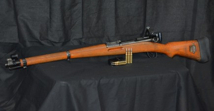 Military surplus Swiss K31 rifles are well-made guns that can be quite affordable.