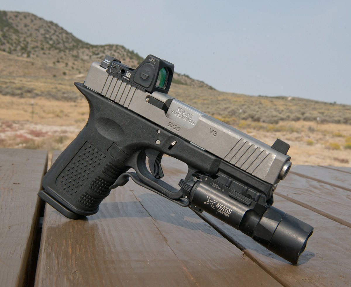 Carrying A Pistol With A Red Dot Sight Outdoorhub